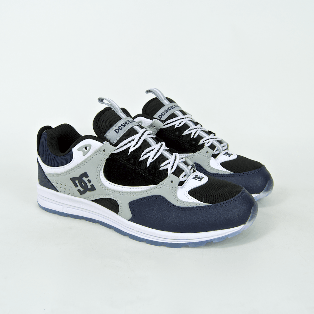 DC Shoes - Kalis Lite SE Shoes - Blue / Black / Grey