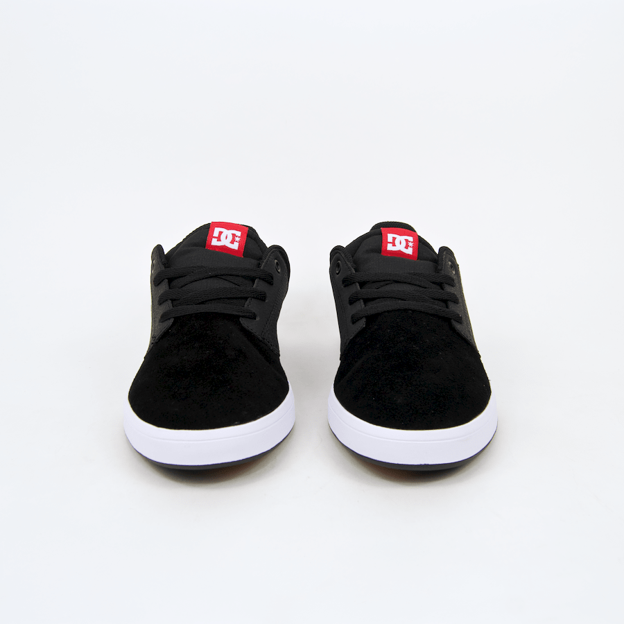 DC Shoes - Plaza TC S Shoes - Black / Athletic Red