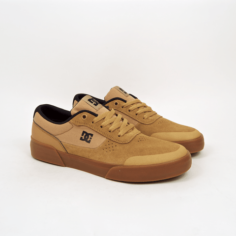DC Shoes - Switch Plus S Shoes - Brown / Gum