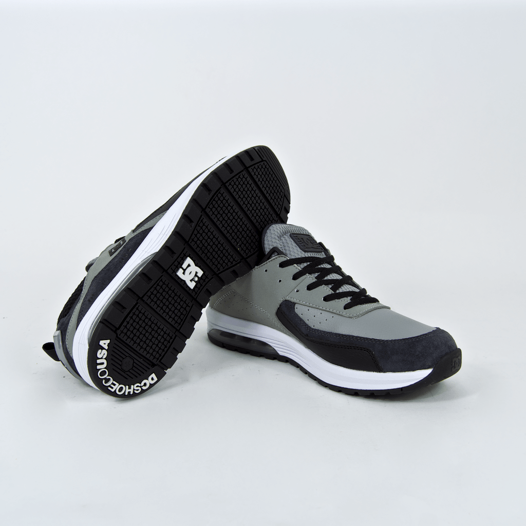 DC Shoes - Vandium SE Shoes - Grey / Grey / Black
