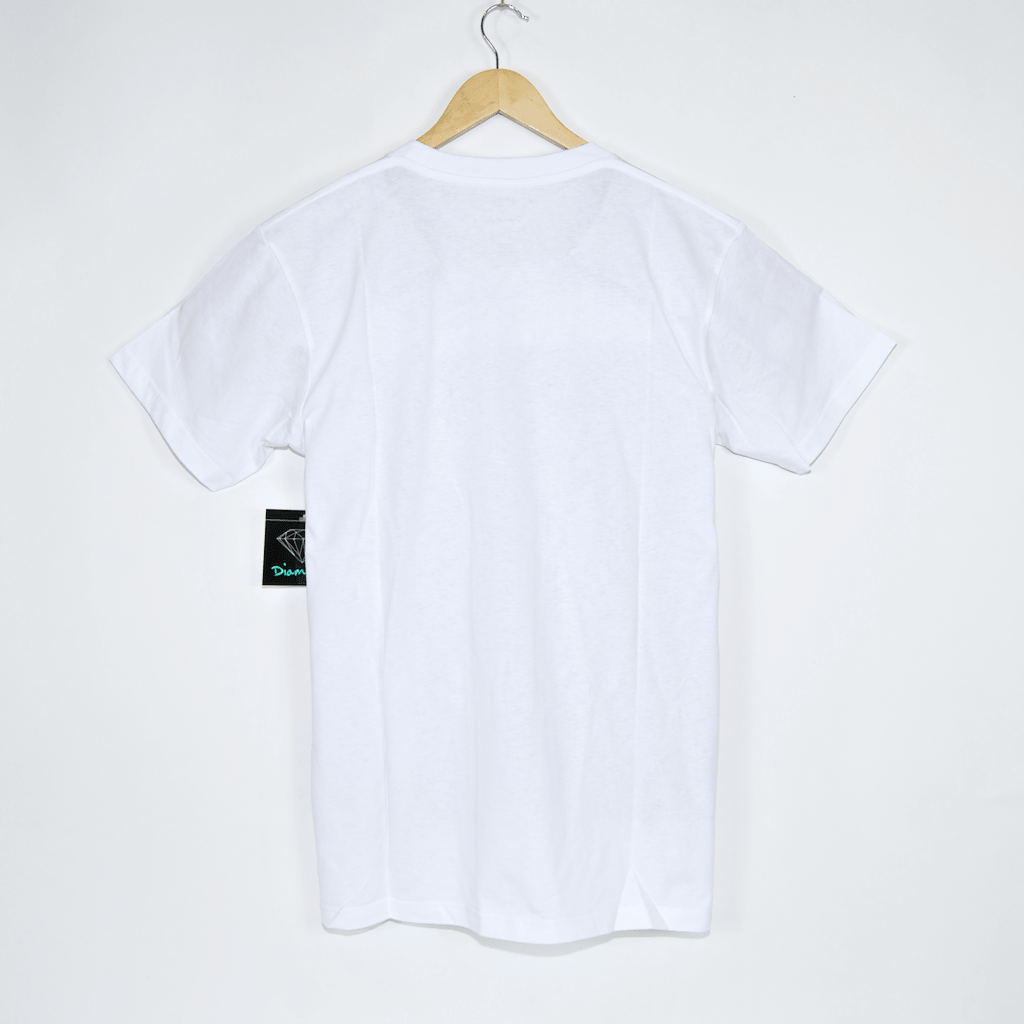 Diamond Supply Co. - OG Script Core T-Shirt - White