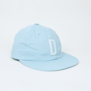 682e164d50a Diamond Supply Co. - Home Team D Unstructured 6 Panel Cap - Blue. Sale