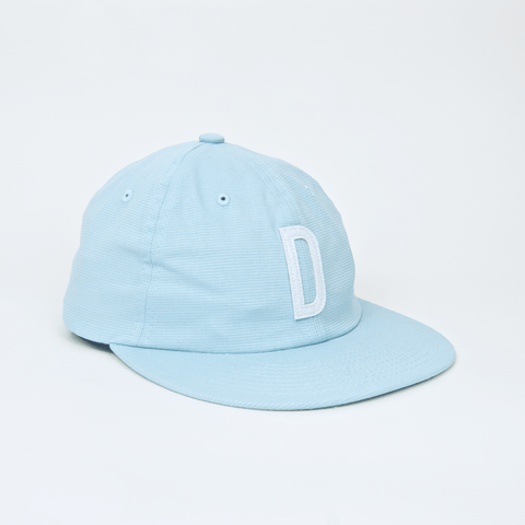 Diamond Supply Co. - Home Team D Unstructured 6 Panel Cap - Blue