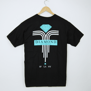 Diamond Supply Co. - Mach 5 T-Shirt - Black