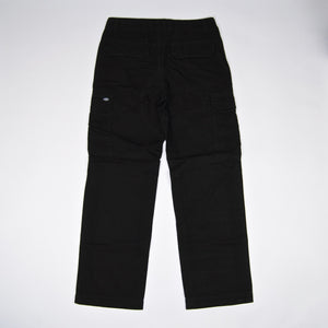 Dickies - New York Cargo Trousers - Black