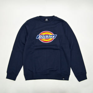 Dickies - Pittsburgh Crewneck Sweatshirt - Navy Blue