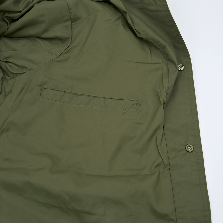 Dickies - Torrance Coach Jacket - Dark Olive