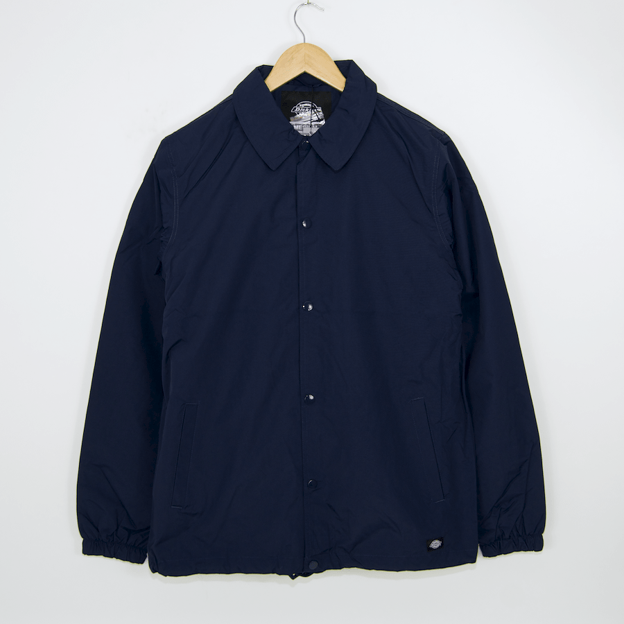Dickies - Torrance Coach Jacket - Navy