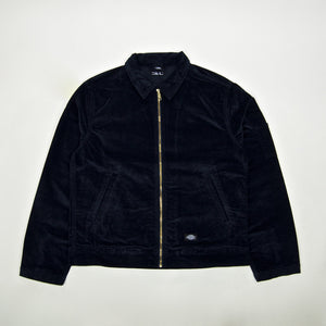 Dickies - Velvet Garrison Jacket - Dark Navy