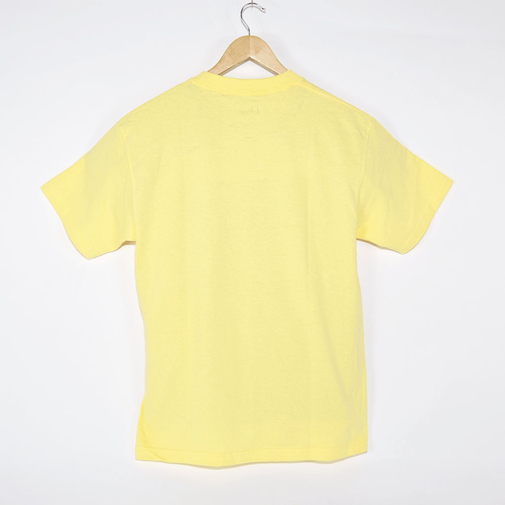 Dime MTL - Big Gulp T-Shirt - Light Yellow