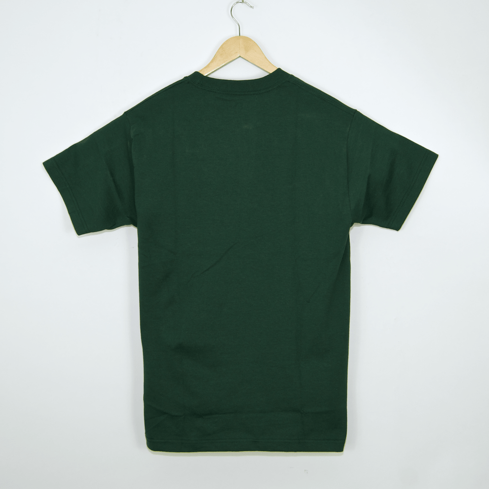 Dime MTL - Legendary Logo T-Shirt - Emerald Green