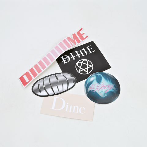 Dime MTL - Sticker Pack