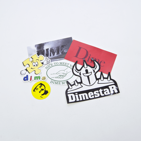 Dime MTL - Sticker Pack 3