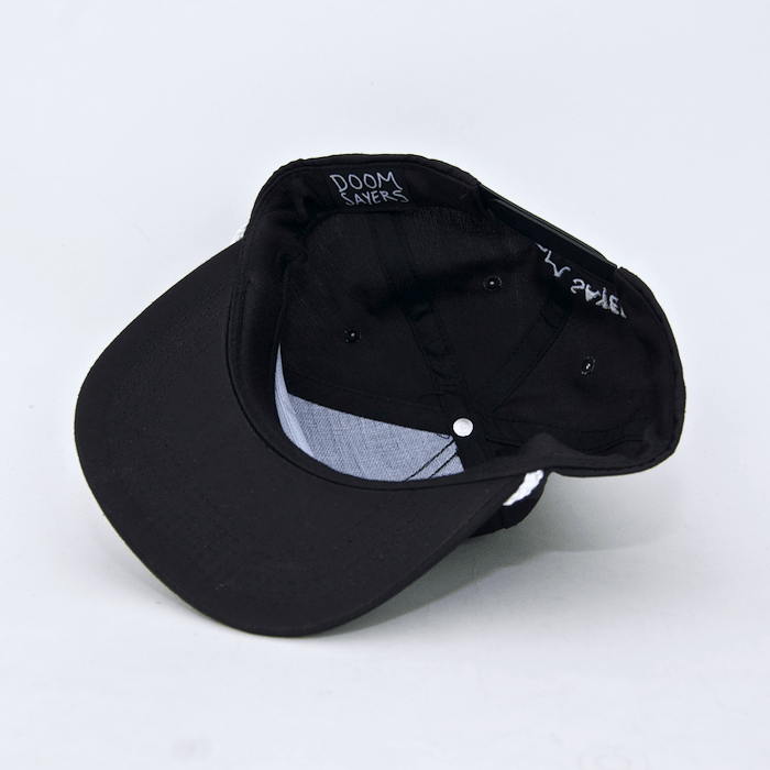 Doom Sayers - DSC Snapback Cap - Black