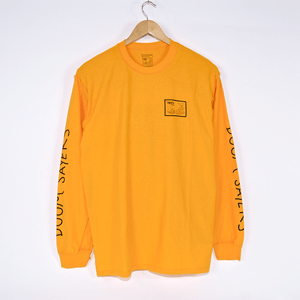 Doom Sayers - Inside Out Snake Shake Longsleeve T-Shirt - Yellow