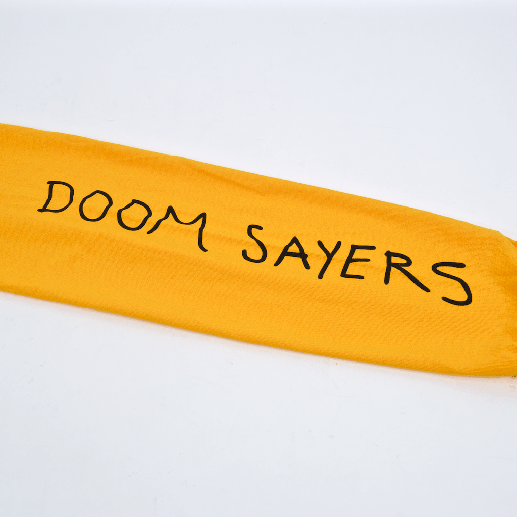 fbc0343d ... Doom Sayers - Inside Out Snake Shake Longsleeve T-Shirt - Yellow ...
