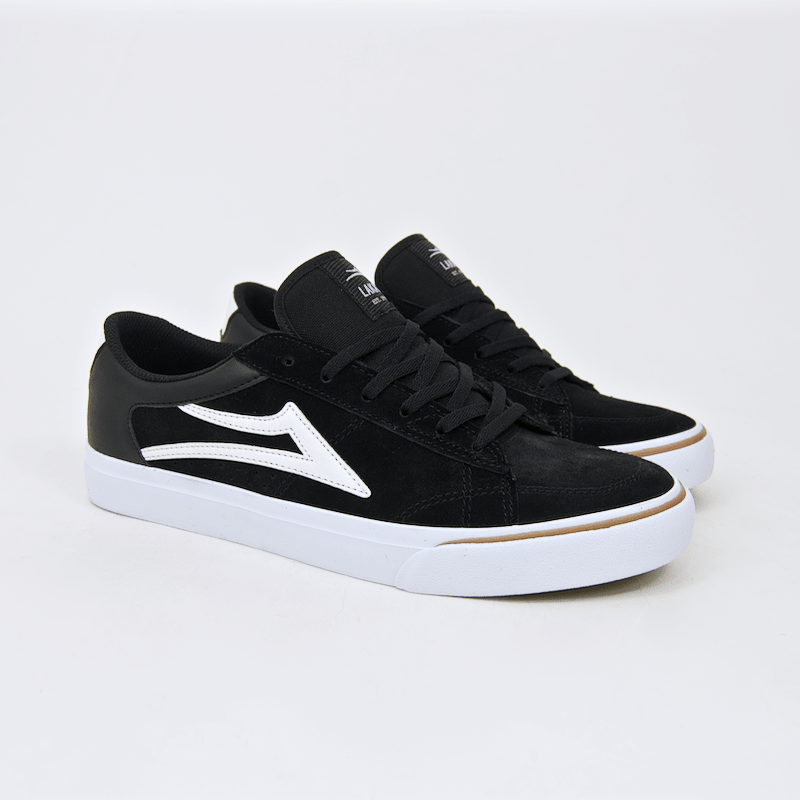 Lakai - Ellis Shoes - Black / White