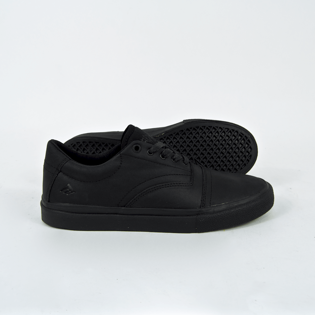 Emerica - Colin Provost Provider Shoes - Black / Black / Black