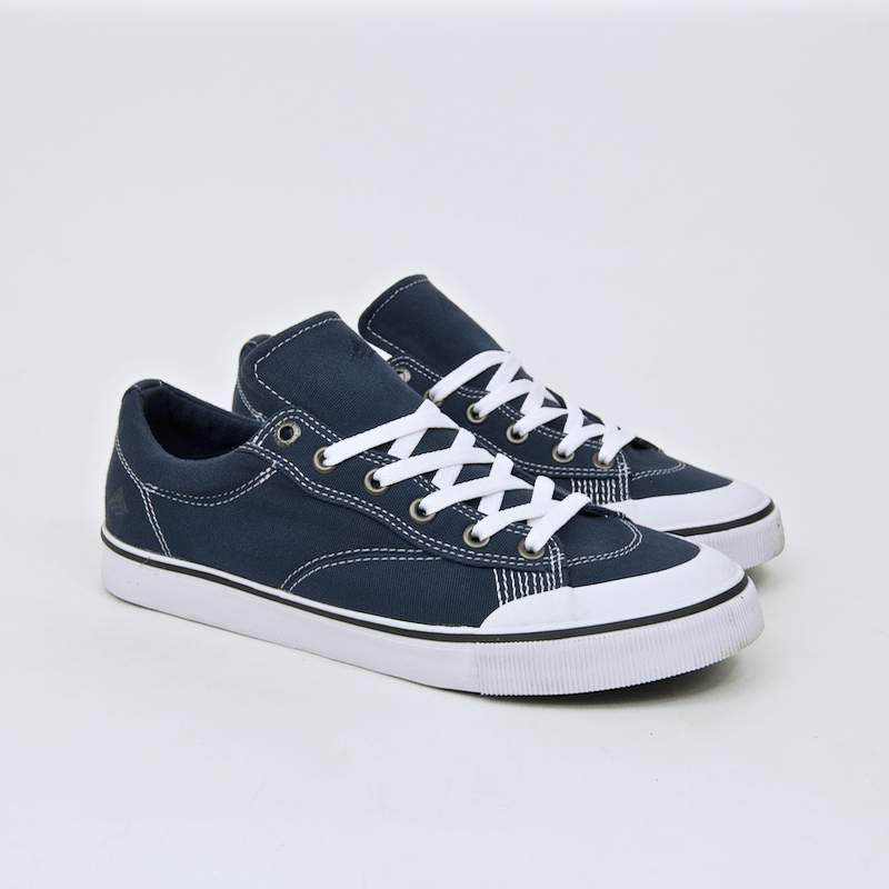 Emerica - Indicator Low Shoes - Navy / White