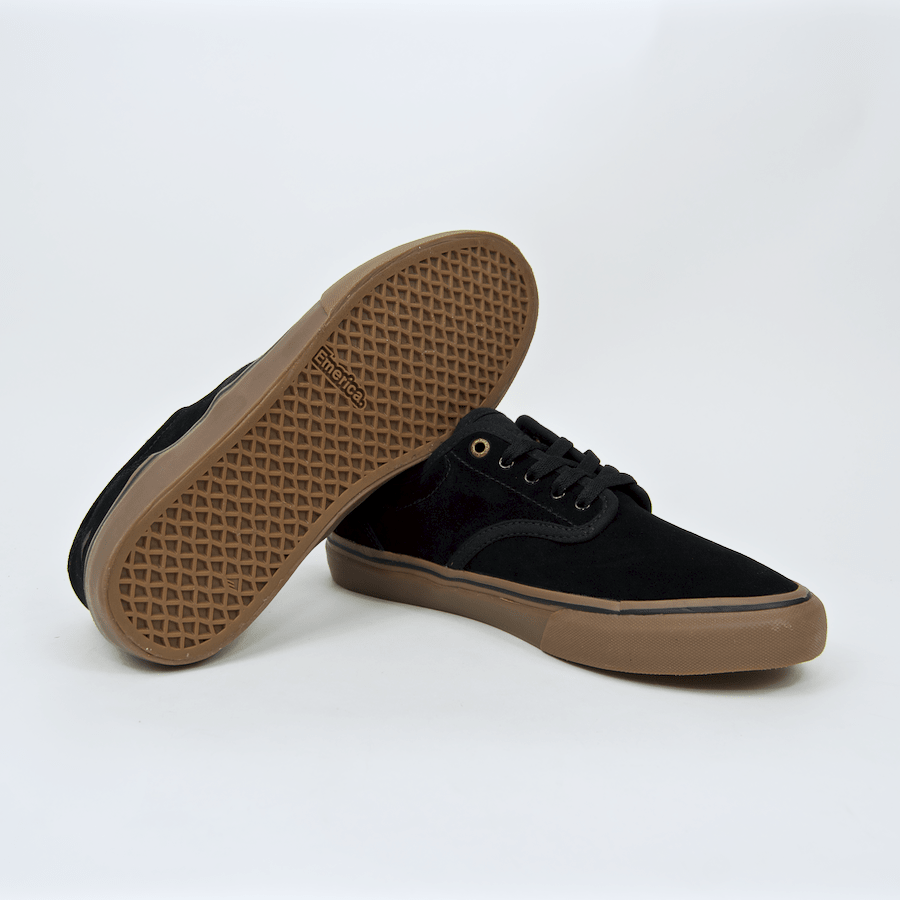 Emerica - Wino G6 Shoes - Black / Gum