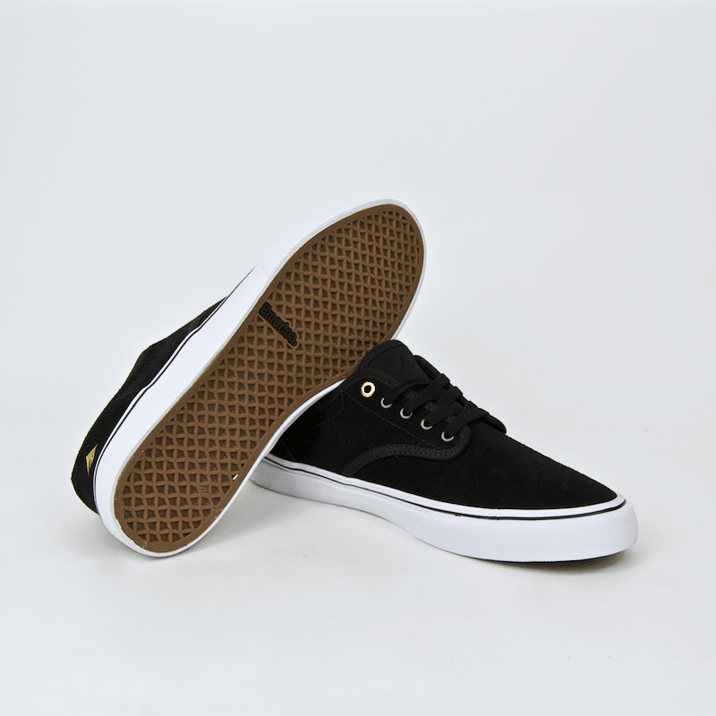 Emerica - Wino G6 Shoes - Black / White