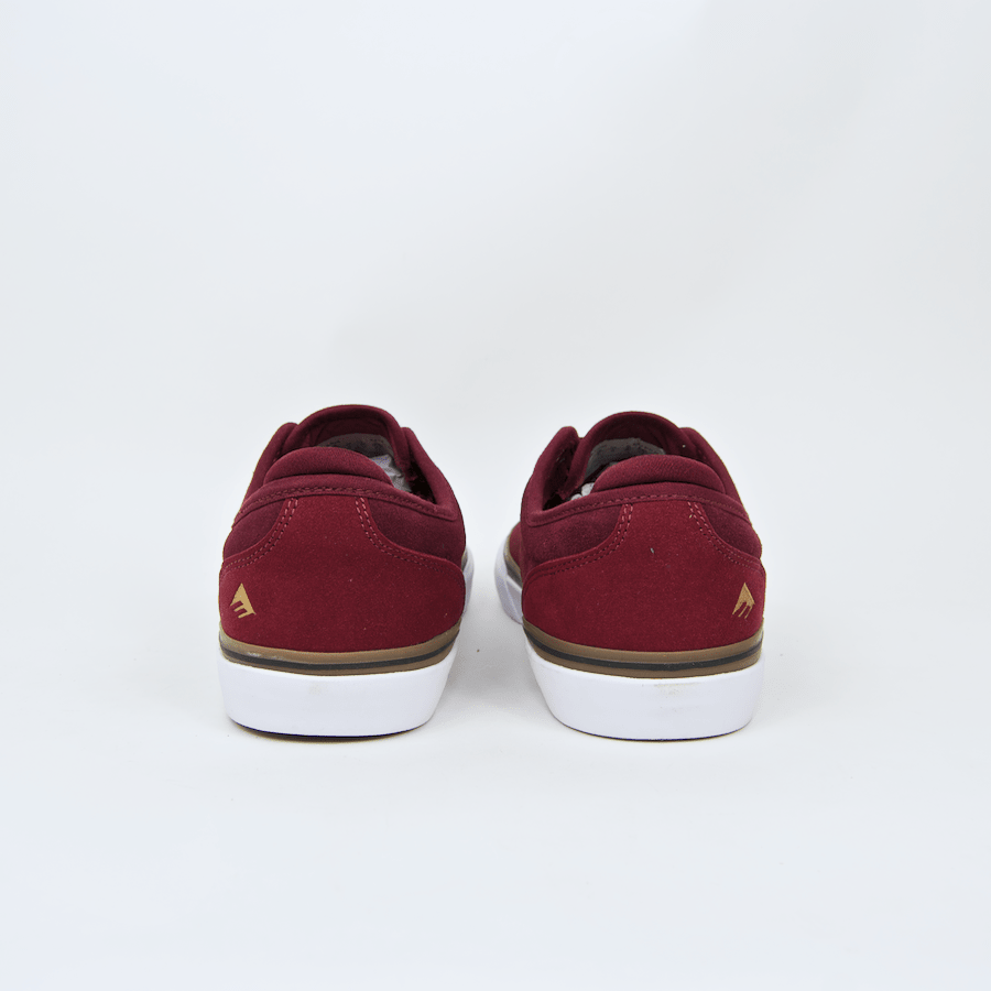 Emerica - Wino G6 Shoes - Burgundy / White