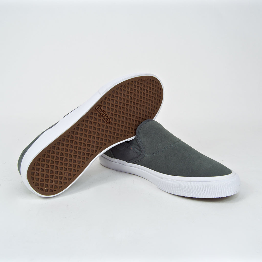 Emerica - Wino G6 Slip On Shoes - Grey