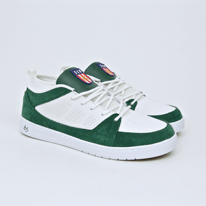 Es Footwear - SLB Mid Shoes - White / Green