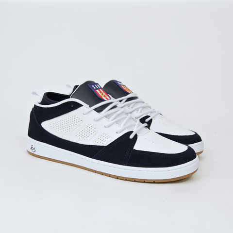 Es Footwear - SLB Mid Shoes - White / Navy