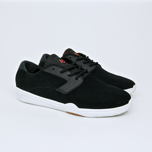 Es Footwear - Sense Shoes - Black / White / Red