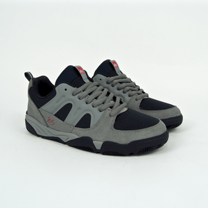 Es Footwear - Silo Shoes - Grey / Navy