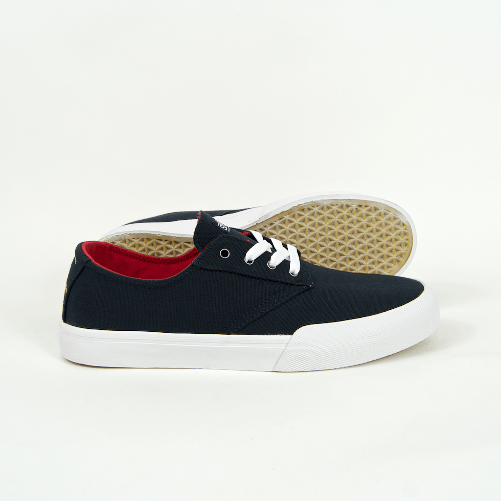 Etnies - Jameson Vulc LS Shoes (Sheep) - Navy