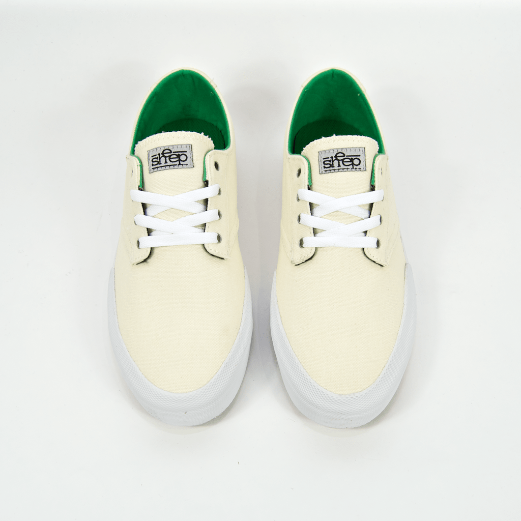 Etnies - Jameson Vulc LS Shoes (Sheep) - White