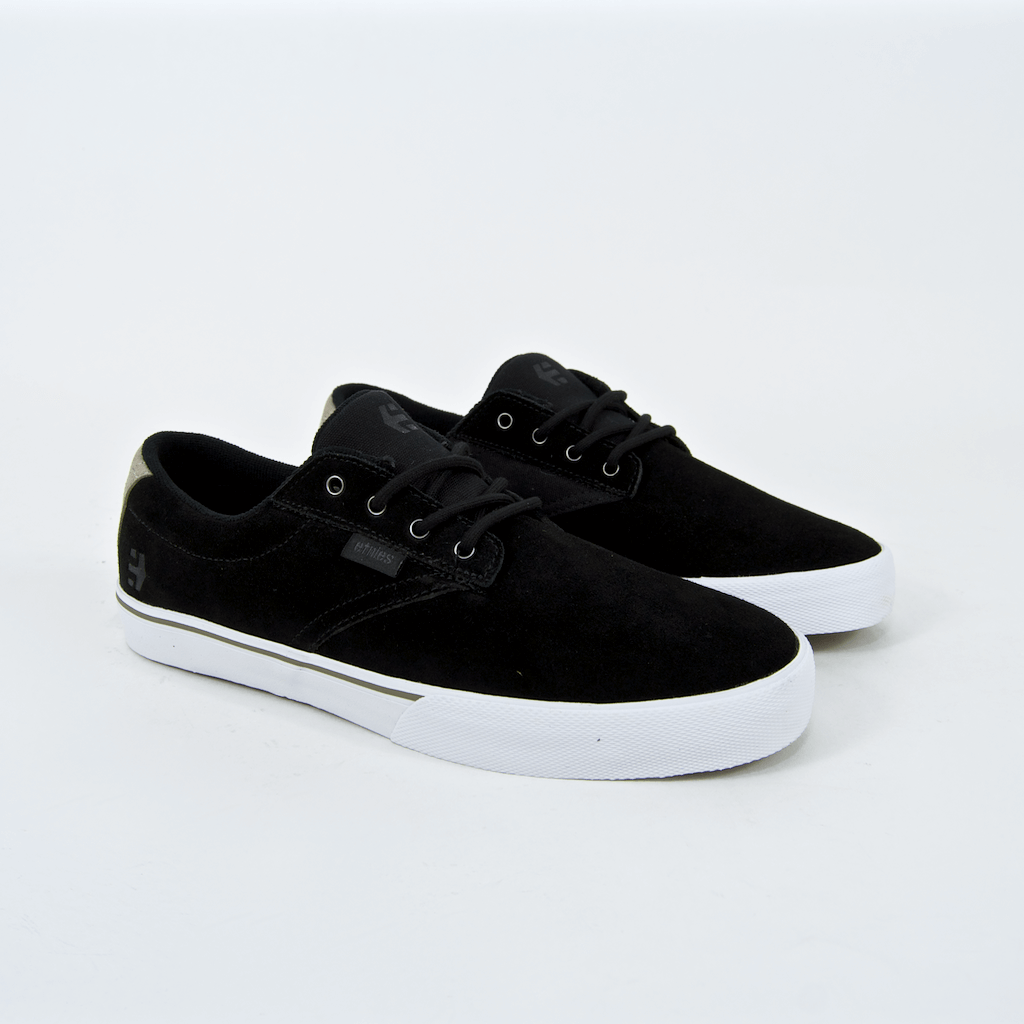 Etnies - Jameson Vulc Shoes - Black / White / Silver
