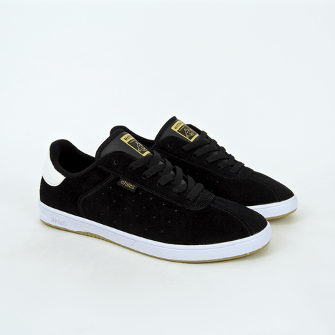 Etnies - The Scam Shoes - Black / White / Gum
