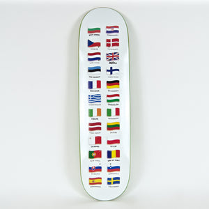 Welcome Skate Store - (Various Sizes) Europe Skateboard Deck