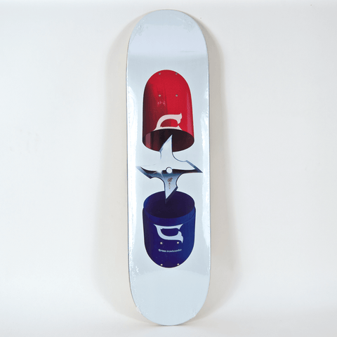 Evisen Skateboards - 8.125