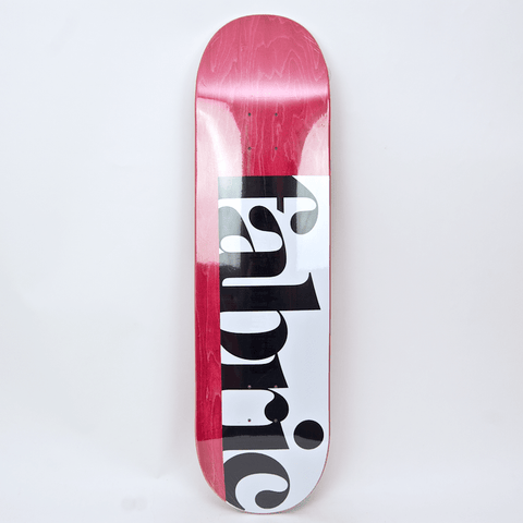 Fabric Skateboards - 8.5