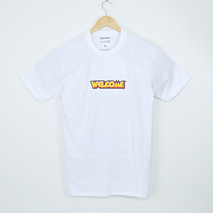 Welcome Skate Store - Fantasy T-Shirt - White