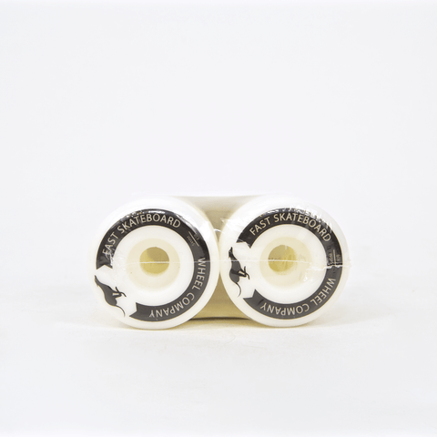 Fast Skateboard Wheel Company - 54mm Classic Conical Skateboard Wheels (83b Duro)