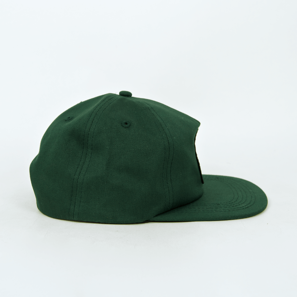 Fucking Awesome - Spiral Cap - Dark Green