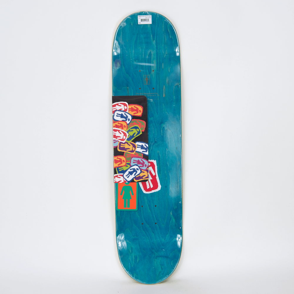 Girl Skateboards - 8.25