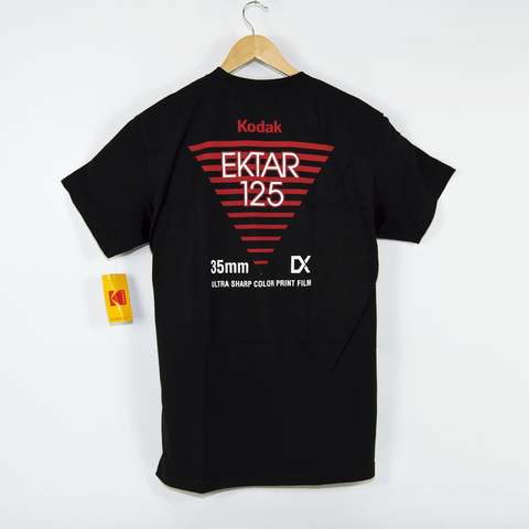 Girl Skateboards - Kodak Ektar T-Shirt - Black