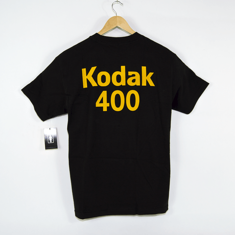 Girl Skateboards - Kodak Gold 400 T-Shirt - Black