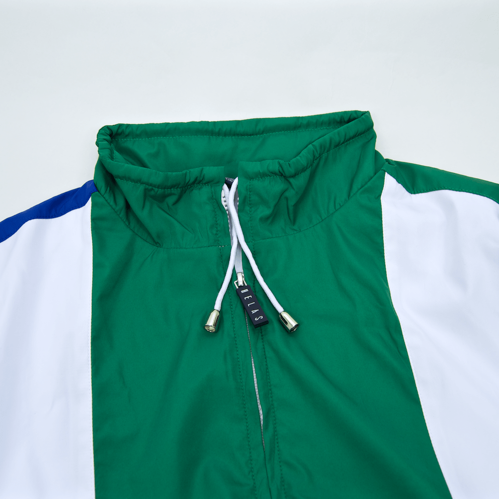 Helas - Big H Tracksuit Jacket - Green