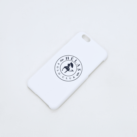 Helas - Booty Calls Polo Club iPhone 6 Case - White