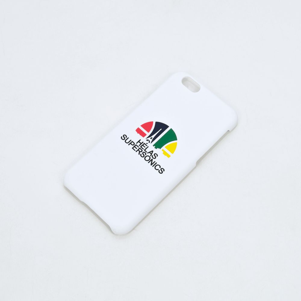 Helas - Booty Calls Supersonics iPhone 6 Case - White