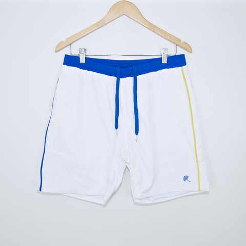Helas - Diego Shorts - White