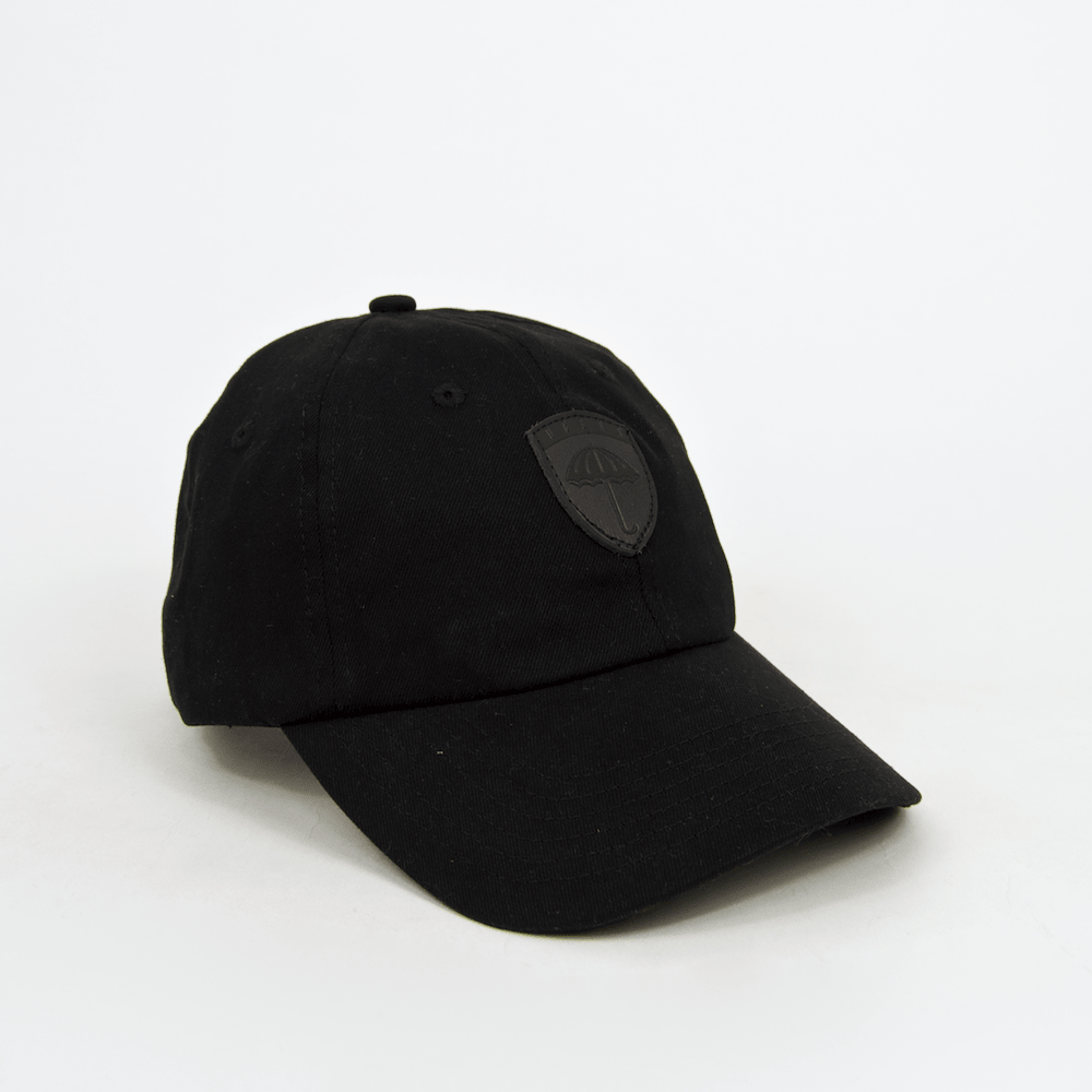 Helas - Fan Cap - Black
