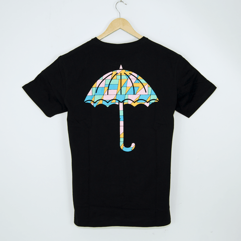 Helas - Umbrella Mosaic T-Shirt - Black